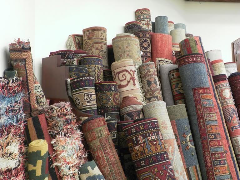 alfombras turcas