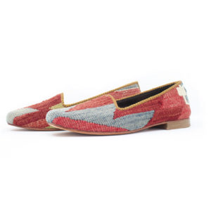 Zapatos kilim