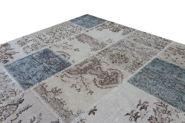 Alfombras patchwork