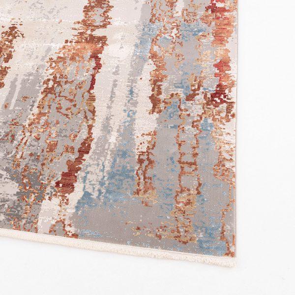 Alfombra moderna abstracta
